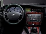 Opel Omega Sedan Design Edition (B) 2002 photos