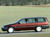 Photos of Opel Omega Caravan (A) 1986–90