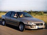 Photos of Opel Omega (B) 1994–99