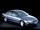 Opel Omega (B) 1999–2003 wallpapers