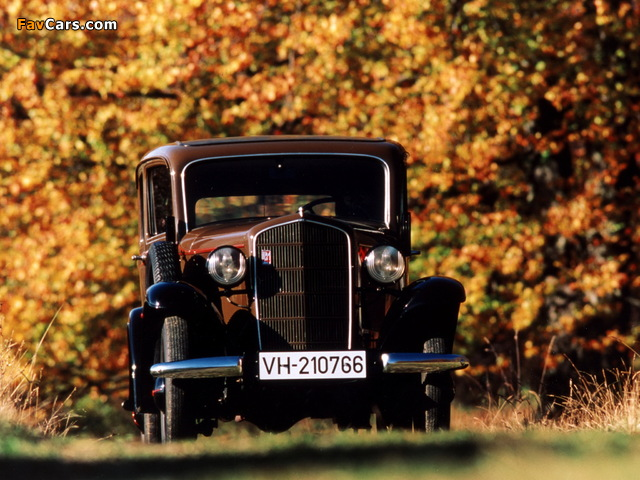 Opel P4 1935–37 images (640 x 480)