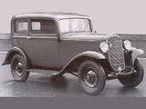 Opel P4 1935–37 photos