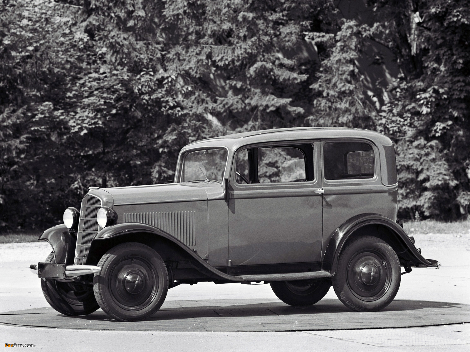 Pictures of Opel P4 1935–37 (1600 x 1200)