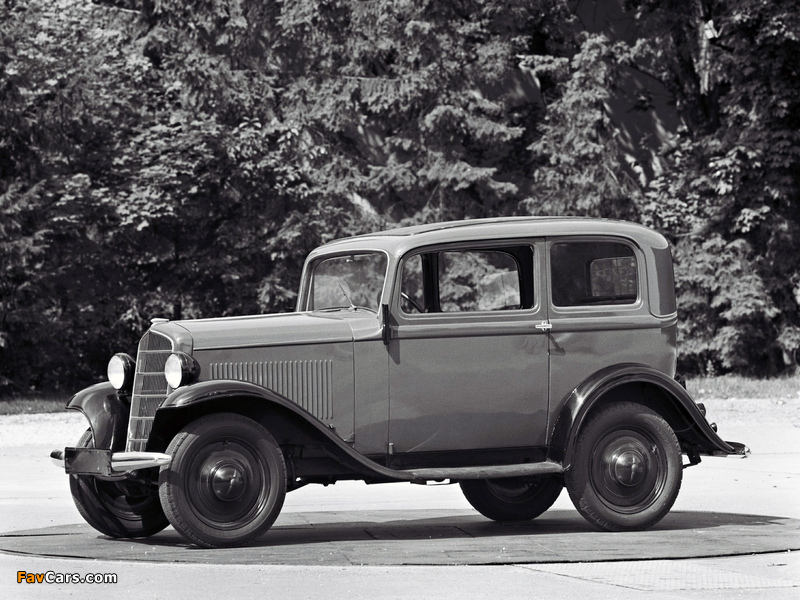 Pictures of Opel P4 1935–37 (800 x 600)