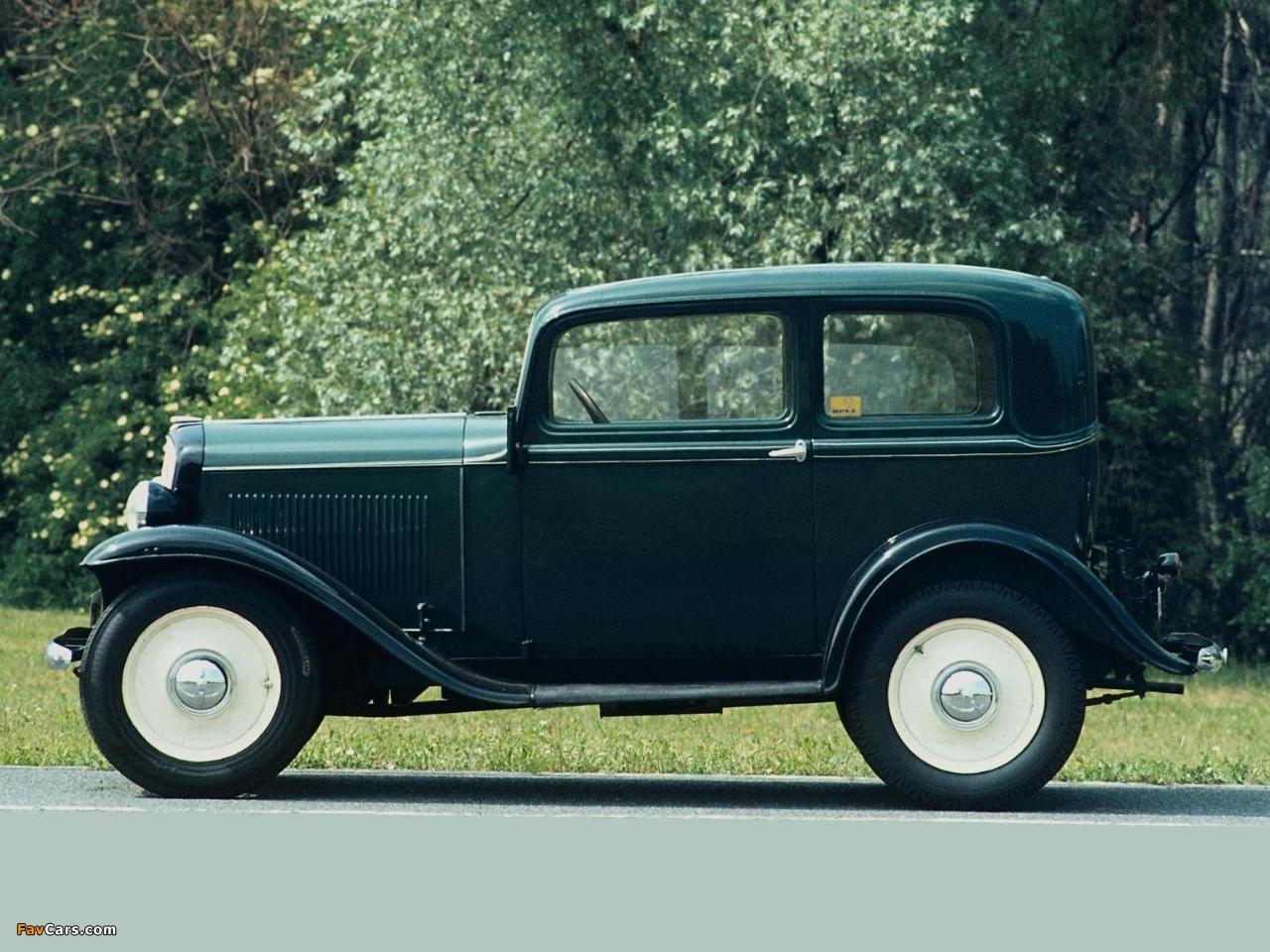 Opel P4 1935–37 wallpapers (1280 x 960)