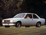 Opel Rekord Coupe (E1) 1977–82 photos
