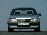 Opel Rekord (E2) 1982–86 images