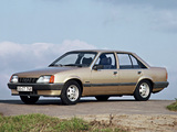 Opel Rekord (E2) 1982–86 photos