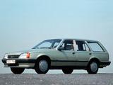 Opel Rekord Caravan (E2) 1982–86 photos