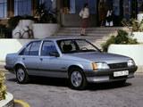 Opel Rekord (E2) 1982–86 photos