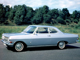Photos of Opel Rekord Coupe (A) 1963–65