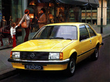 Photos of Opel Rekord Coupe (E1) 1977–82