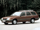 Photos of Opel Rekord Caravan (E2) 1982–86