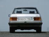 Photos of Opel Rekord (E2) 1982–86