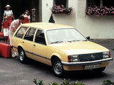 Pictures of Opel Rekord Caravan 5-door (E1) 1977–82