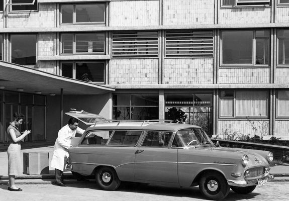 opel olympia rekord caravan p1 1958 60 wallpapers. Black Bedroom Furniture Sets. Home Design Ideas