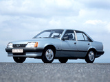 Opel Rekord (E2) 1982–86 wallpapers