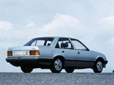 Opel Rekord (E2) 1982–86 wallpapers