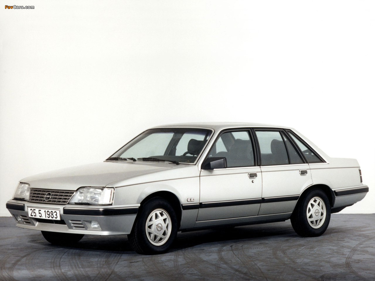 Pictures Of Opel Senator A2 1982 86 1280x960