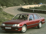 Pictures of Opel Senator (A2) 1982–86
