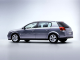 Images of Opel Signum 2003–05