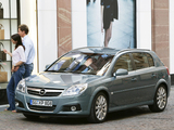 Images of Opel Signum 2006–08