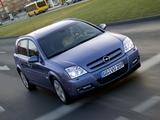 Opel Signum 2003–05 photos