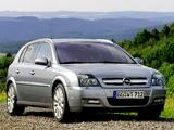 Opel Signum 2003–05 pictures