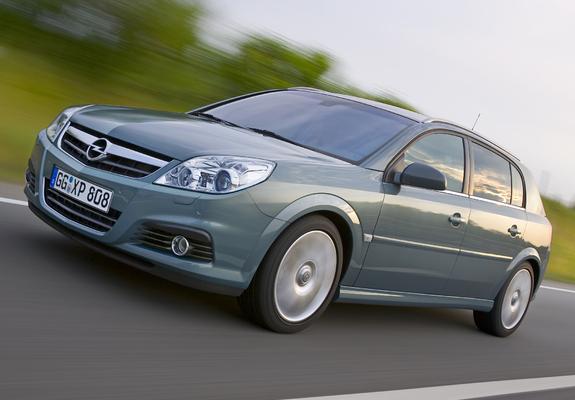 Opel Signum 200608 Wallpapers