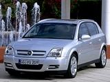 Pictures of Opel Signum 2003–05