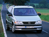 Opel Sintra 1996–99 images