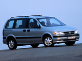 Opel Sintra 1996–99 pictures