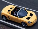 Opel Speedster Concept 1999 photos