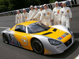 Opel Eco Speedster Concept 2002 photos