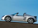 Opel Speedster Turbo 2003–05 photos