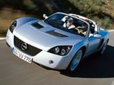 Photos of Opel Speedster Turbo 2003–05