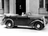 Opel Super Six Cabriolet 1936 images