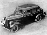 Opel Super Six Sedan 1936–38 wallpapers