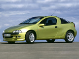 Images of Opel Tigra Sports 1999–2000