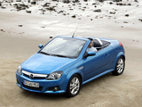 Opel Tigra TwinTop 2004–09 wallpapers