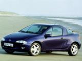 Photos of Opel Tigra 1994–2000