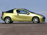Pictures of Opel Tigra Sports 1999–2000