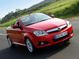 Pictures of Opel Tigra TwinTop 2004–09