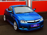 Pictures of JMS Opel Tigra TwinTop 2009