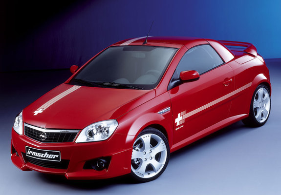 irmscher opel tigra twintop 2004 wallpapers. Black Bedroom Furniture Sets. Home Design Ideas