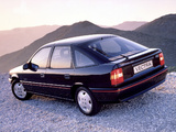 Images of Opel Vectra GT Hatchback (A) 1988–92