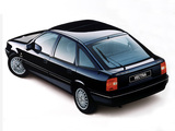 Images of Opel Vectra Hatchback (A) 1988–92