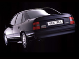 Images of Opel Vectra 2000 (A) 1989–92