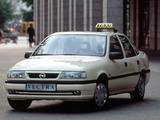 Images of Opel Vectra Sedan Taxi (A) 1992–95