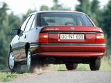 Images of Opel Vectra Sedan (A) 1992–95